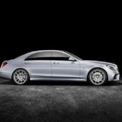 2019 Mercedes Benz S560e 2 175x175 at 2019 Mercedes Benz S560e Plug In Hybrid Announced