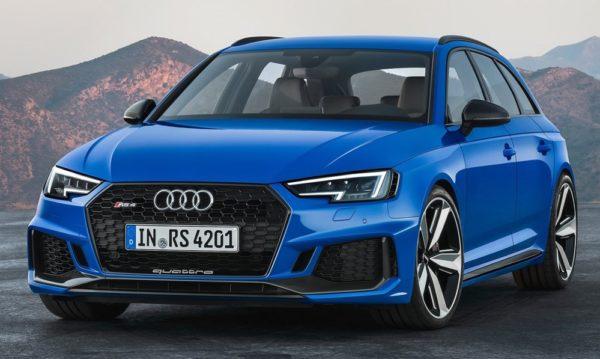 Audi RS4 Avant 2018 0 600x359 at 2018 Audi RS4 Avant   Specs, Details, Pricing