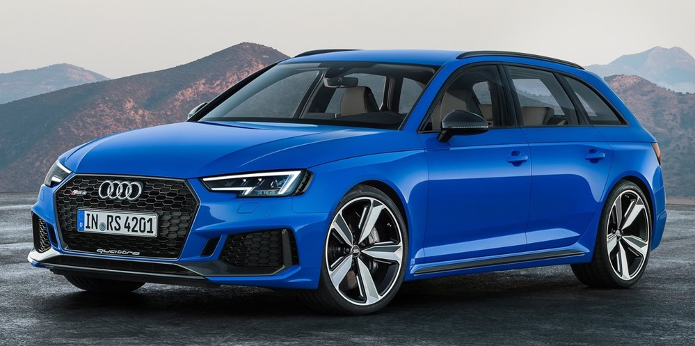 2018 audi rs4 avant specs details pricing. Black Bedroom Furniture Sets. Home Design Ideas