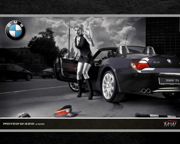 BMW 1280x1024 B 600x480 at Car Brands HD Wallpapers by Motorward
