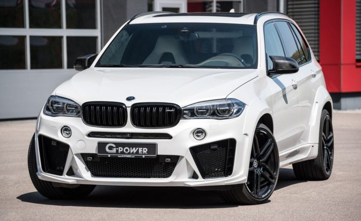 G Power BMW X5M Typhoon 2017 0 730x447 at New G Power BMW X5M Typhoon Gets 750 Horsepower