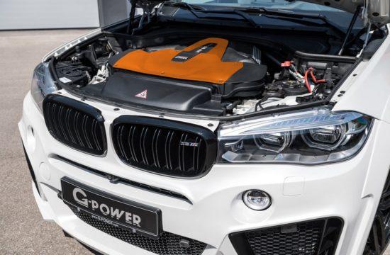 G Power BMW X5M Typhoon 2017 00 550x360 at New G Power BMW X5M Typhoon Gets 750 Horsepower