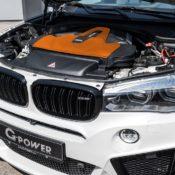 G Power BMW X5M Typhoon 2017 4 175x175 at New G Power BMW X5M Typhoon Gets 750 Horsepower