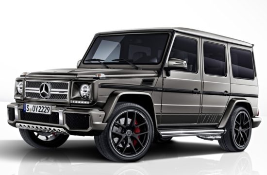 G63 and G65 Exclusive Edition 1 550x360 at Mercedes AMG G63 and G65 Exclusive Edition