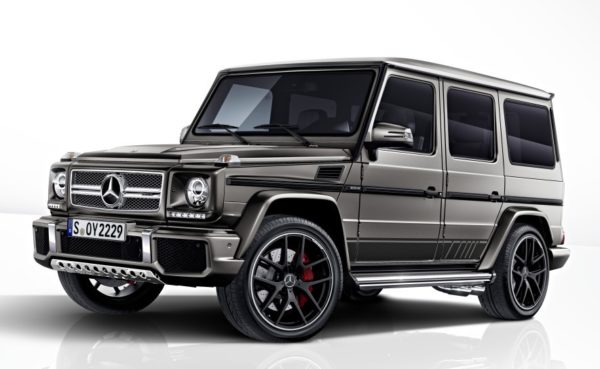 G63 and G65 Exclusive Edition 1 600x369 at Mercedes AMG G63 and G65 Exclusive Edition
