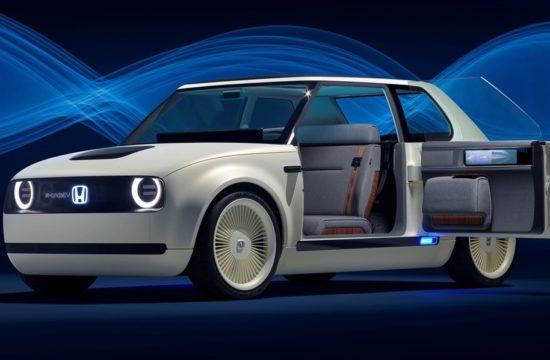 Honda Urban EV Concept 0 550x360 at Honda Urban EV Concept Is the City Car of Tomorrow