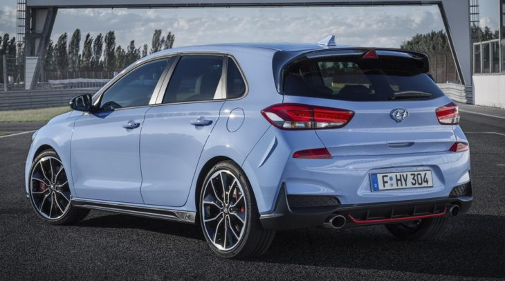 Hyundai i30 N Price 2 730x406 at Hyundai i30 N Priced from £24,995 in the UK