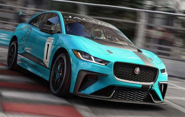 Jaguar I Pace eTrophy 0 600x378 at Jaguar I Pace eTrophy Gets Its Own Racing Series
