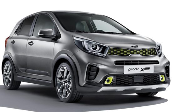 Kia Picanto X Line 1 550x360 at 2018 KIA Sorento and Picanoto X Line for EU Market