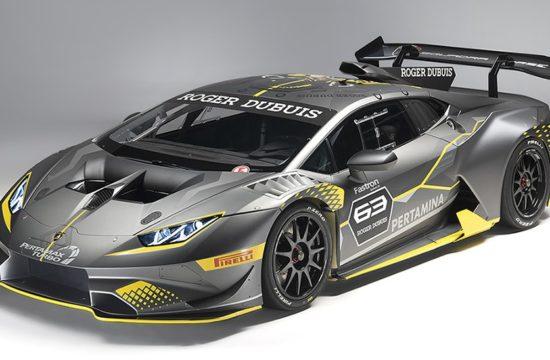 Lamborghini Huracan Super Trofeo EVO 0 550x360 at Lamborghini Huracan Super Trofeo EVO Officially Unveiled