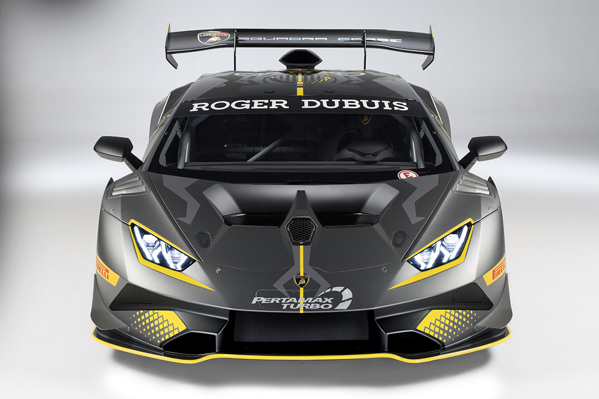 lamborghini huracan super trofeo evo officially unveiled. Black Bedroom Furniture Sets. Home Design Ideas