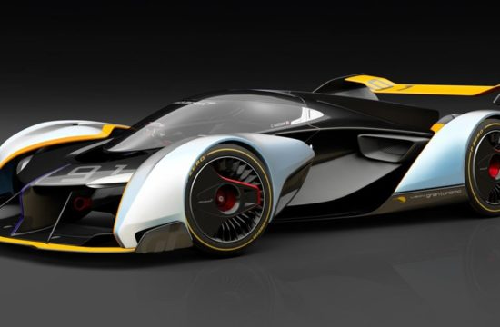 McLaren Ultimate Vision GT for PS4 Gran Turismo Sport 00 550x360 at McLaren Ultimate Vision GT Virtual Race Car