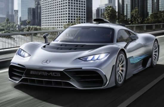 Mercedes AMG Project ONE hd 550x360 at Mercedes AMG Project ONE Officially Unveiled