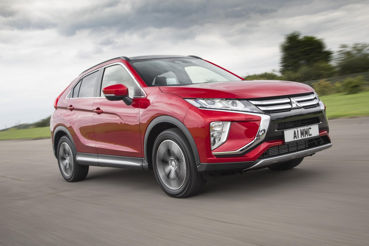 mitsubishi eclipse cross priced from 21 275 in uk. Black Bedroom Furniture Sets. Home Design Ideas