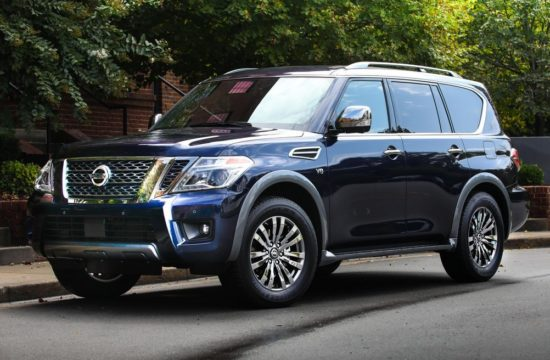 Nissan Armada Platinum Reserve 2018 0 550x360 at 2018 Nissan Armada Platinum Reserve Announced in Texas