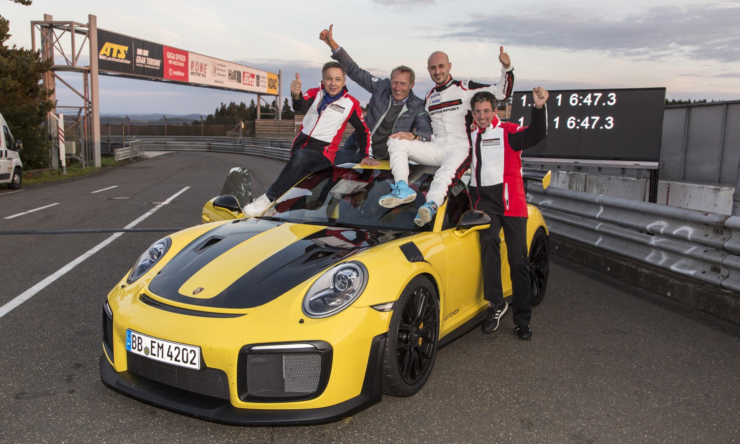 Porsche-911-GT2-RS-Nurburgring-lap-5 Cozy Porsche 911 Gt2 Rs Nürburgring Cars Trend
