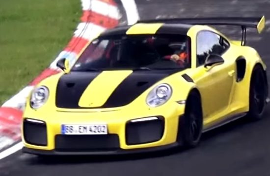 Porsche GT2 RS Nurburgring 550x360 at Porsche 911 GT2 RS May Have Lapped The Ring in Under 7 Minutes
