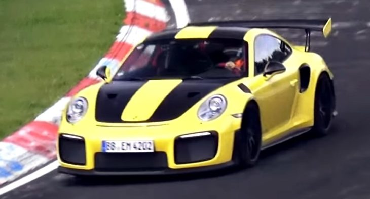 porsche 911 gt2 rs may have lapped the 39 ring 39 in under 7 minutes. Black Bedroom Furniture Sets. Home Design Ideas