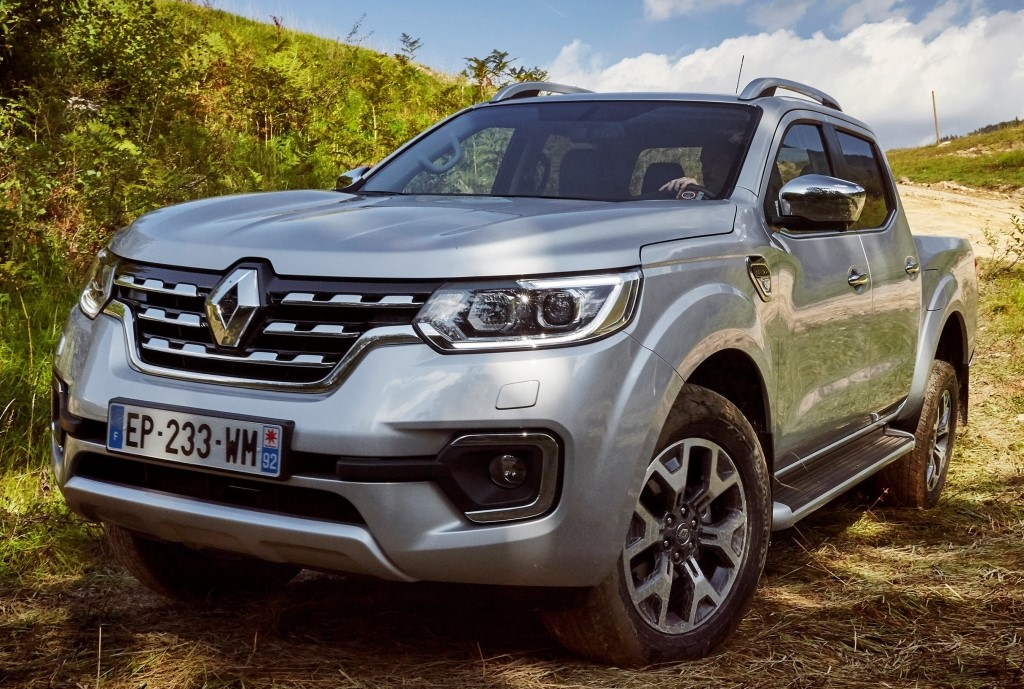 Renault Alaskan Pickup Truck Now on Sale in Europe