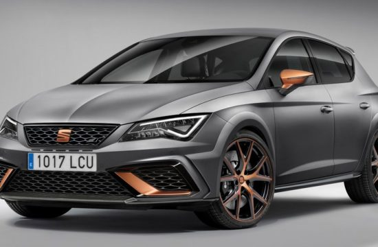 Seat Leon Cupra R IAA 1 550x360 at 2018 SEAT Leon Cupra R Set for IAA Debut