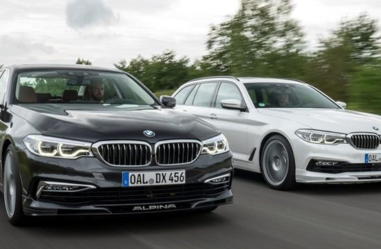 alpina d5 s 550x360 at 2018 BMW Alpina D5 S Diesel