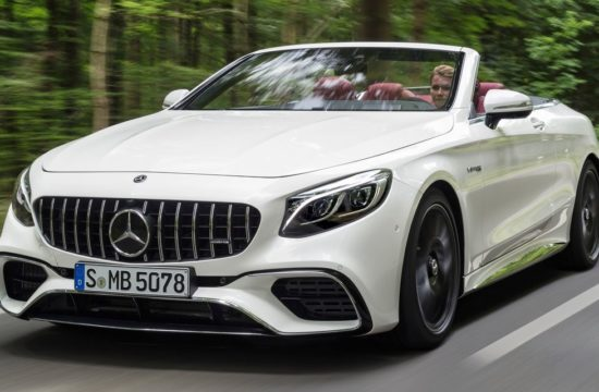 amg s63 cabrio 0 550x360 at 2018 Mercedes AMG S63 and S65   Coupe and Cabriolet