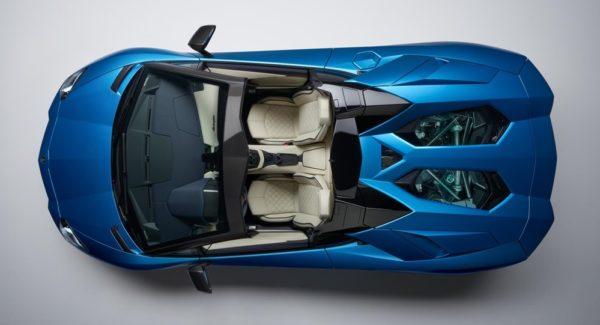 aventador s roadster 600x325 at 2018 Lamborghini Aventador S Roadster Revealed
