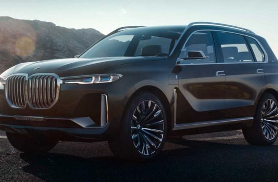 bmw x7 concept 0 550x360 at BMW Concept X7 iPerformance Revealed Ahead of IAA