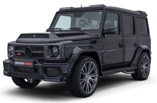 brabus 900 g65 550x360 at Brabus Mercedes AMG G65 with 888 Horsepower!