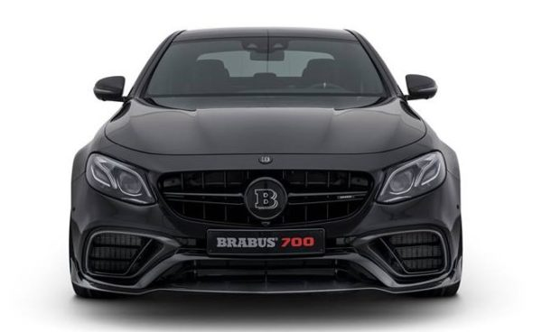 brabus e63 700 1 600x368 at 700 hp Brabus Mercedes AMG E63 S Revealed