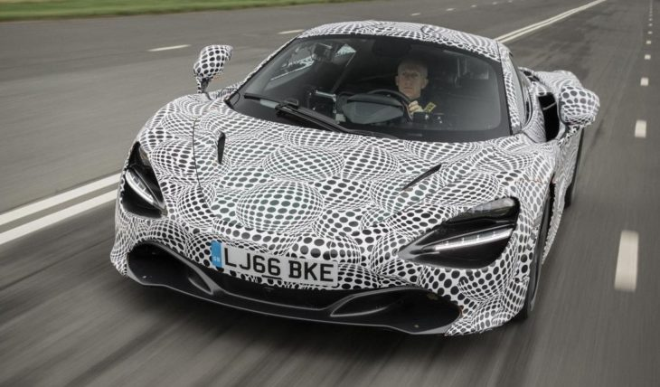 new mclaren f1 prototype 3 730x428 at New McLaren F1 (P1 Successor) Revealed in Prototype Form