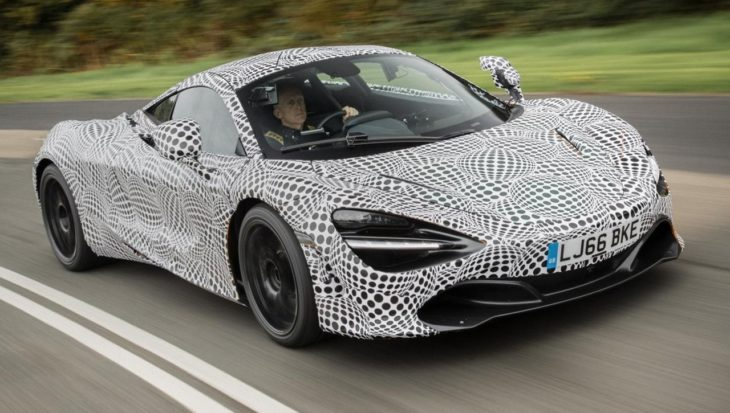 new mclaren f1 prototype 4 730x413 at New McLaren F1 (P1 Successor) Revealed in Prototype Form
