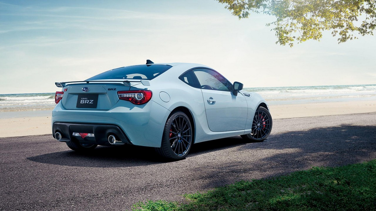 2018 subaru brz sti sport to be sold by lottery. Black Bedroom Furniture Sets. Home Design Ideas