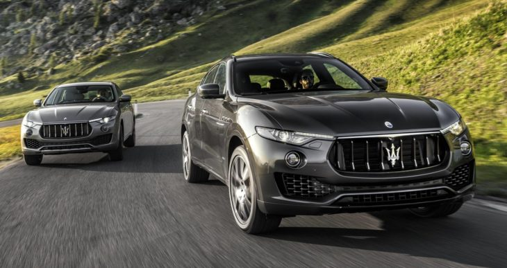 109466maserati 730x387 at 2018 Maserati Levante S Launches in UK from £70,755