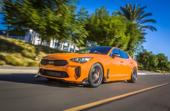13070 Stinger GT Federation 550x360 at Kia Stinger at 2017 SEMA Show   WCC & Federation