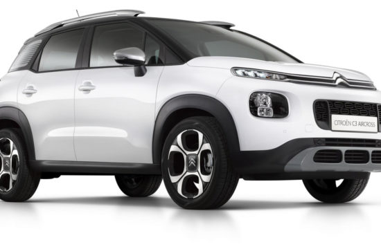 2017 citroen c3 aircross 550x360 at Car Exterior Trends 2017