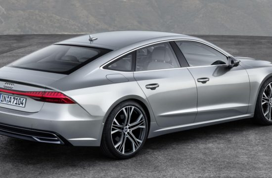 2018 Audi A7 Sportback 1 550x360 at 2018 Audi A7 Sportback Unveiled   Details, Specs, Pricing