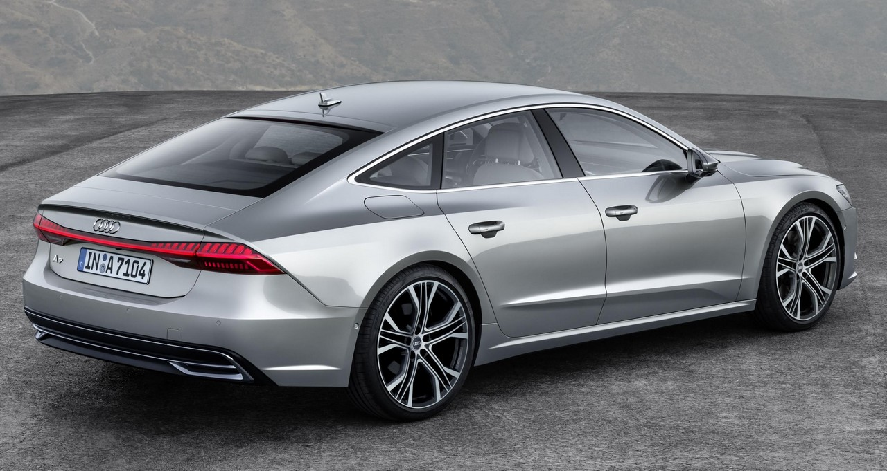 2018 Audi A7 Sportback Unveiled Details Specs Pricing