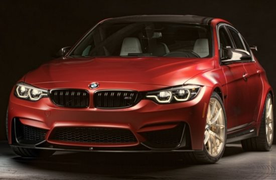 2018 BMW M3 30 Years American Edition 1 550x360 at 2018 BMW M3 30 Years American Edition   One of One