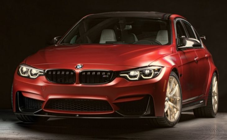 2018 BMW M3 30 Years American Edition 1 730x449 at 2018 BMW M3 30 Years American Edition   One of One