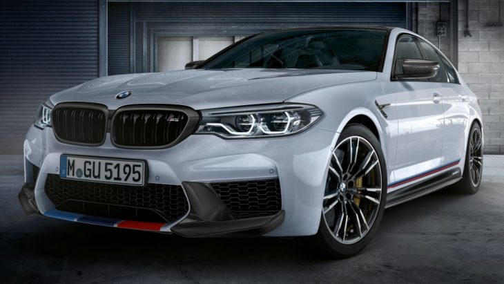 2018 BMW M5 M Performance Parts 1 730x411 at 2018 BMW M5 M Performance Parts Is for M Geeks