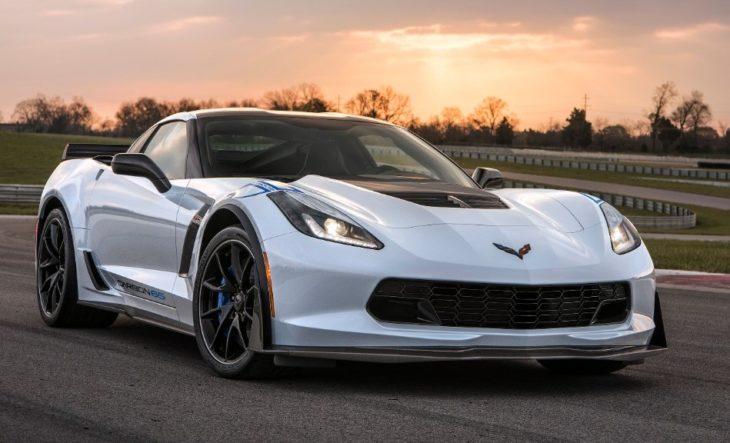 2018 Chevrolet Corvette Carbon65 Edition 000 730x443 at 2018 Corvette Carbon 65 Edition Debuts at SEMA