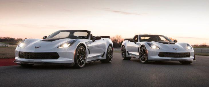 2018 Chevrolet Corvette Carbon65 Edition 001 730x305 at 2018 Corvette Carbon 65 Edition Debuts at SEMA