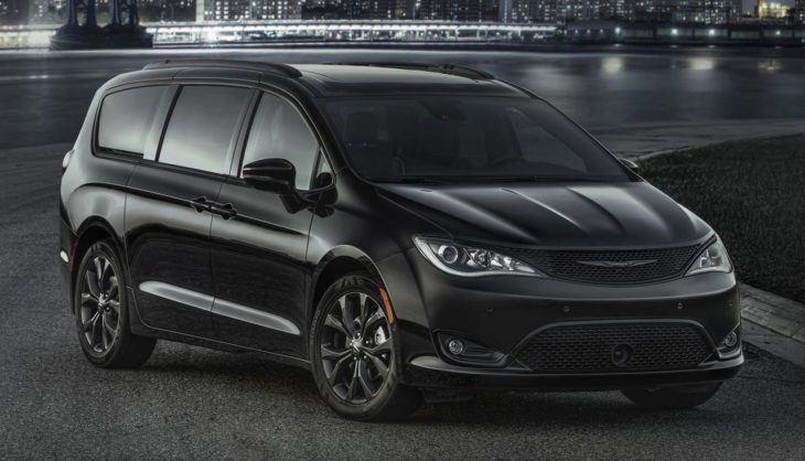 2018 Chrysler Pacifica S Appearance Package 3 730x418 at 2018 Chrysler Pacifica S Appearance Package Is for Gangsta Moms!