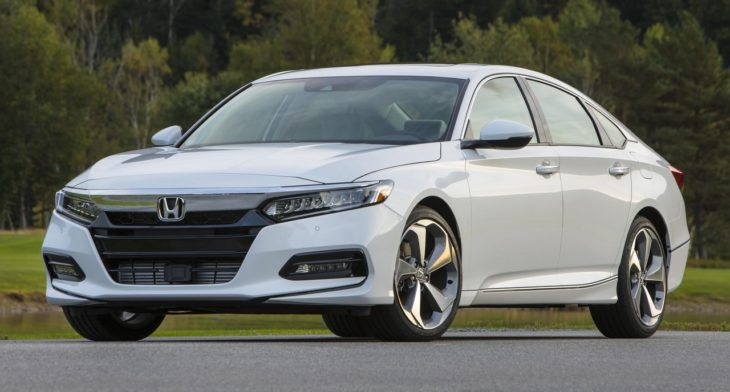 2018 Honda Accord 15T 0 730x392 at 2018 Honda Accord 1.5T Launches in U.S.   MSRP Revealed
