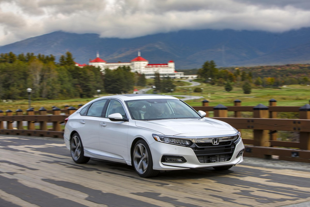 Honda Accord 2017 Sport >> 2018 Honda Accord 1.5T Launches in U.S. - MSRP Revealed