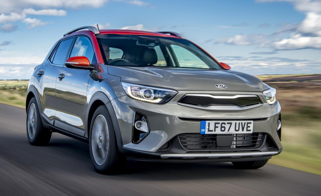 2018 kia stonic uk pricing specs announced. Black Bedroom Furniture Sets. Home Design Ideas