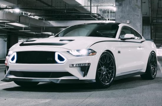 2018 Mustang RTR Spec 3 1 550x360 at 2018 Mustang RTR Spec 3 Headed for SEMA Debut