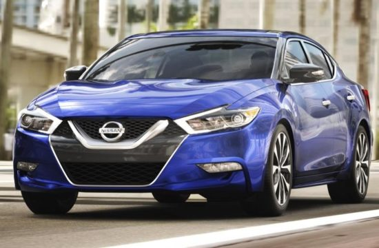 2018 Nissan Maxima 1 550x360 at 2018 Nissan Maxima MSRP and Specs Announced
