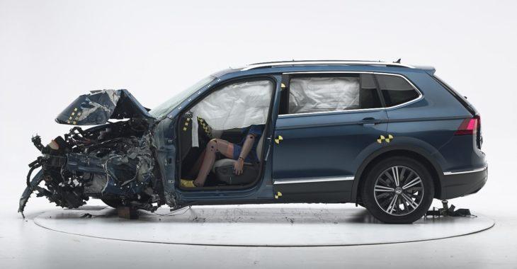 2018 VW Tiguan crash test 1 730x380 at 2018 VW Tiguan Named IIHS Top Safety Pick
